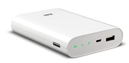 Battery Wi-Fi MF855本体カラー