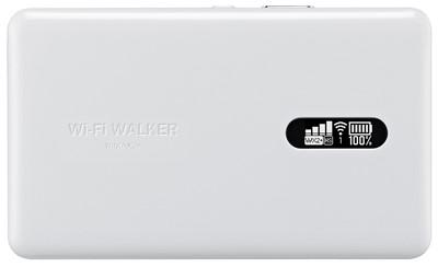 Wi-Fi WALKER WiMAX 2+ NAD11本体カラー