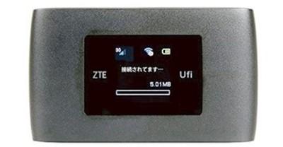 ZTE MF920S本体カラー