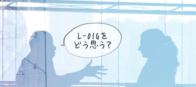 L-01Gの評判