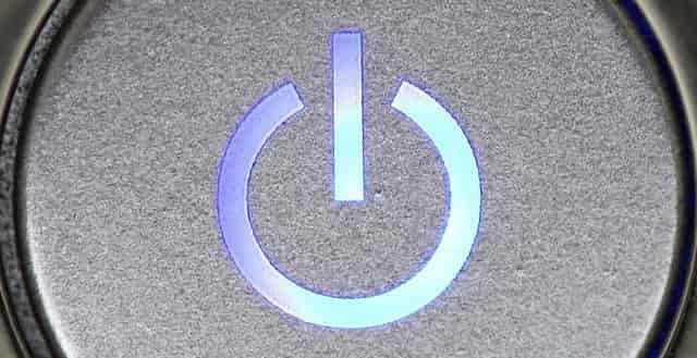 WiMAX端末を再起動