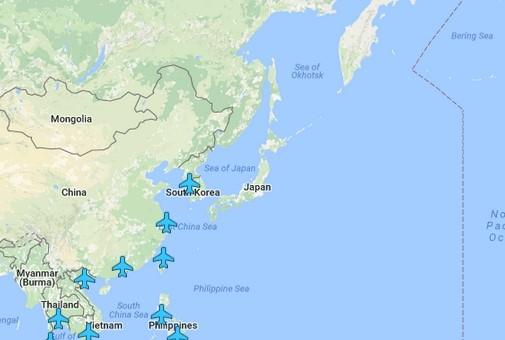 wifox日本の空港対応状況