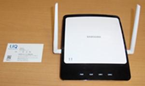 WiMAX2+小型基地局