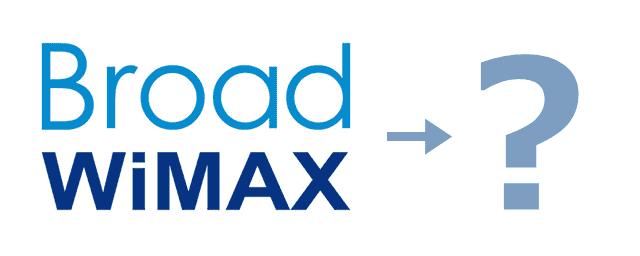 BroadWiMAXから他のサービスへ乗り換え