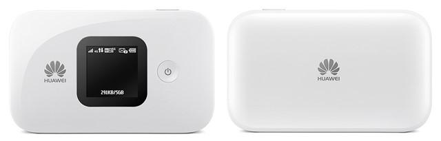 「HUAWEI Mobile WiFi E5577」本体カラー