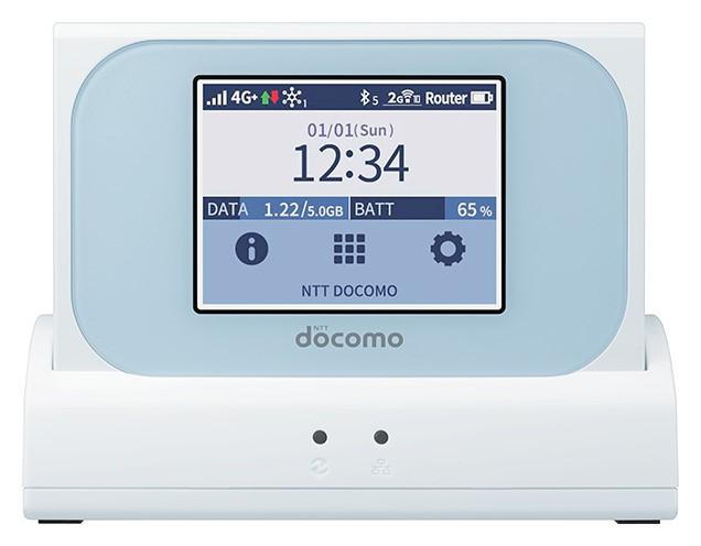 ドコモ Wi-Fi STATION N-01J