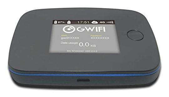 gwifi-g3000本体