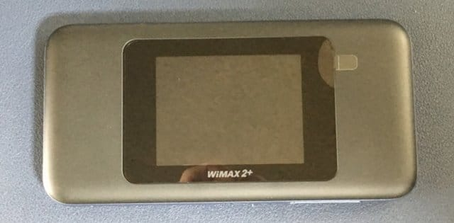 W06本体正面の画像