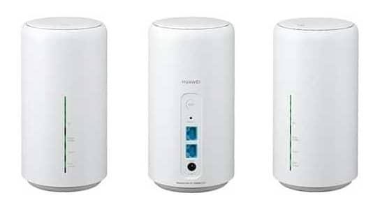 Speed Wi-Fi HOME L02本体