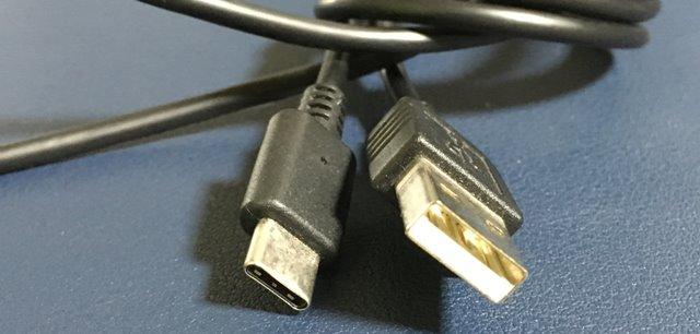 USB3.0Type-Cケーブル