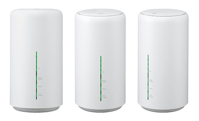 UQWiMAX Speed Wi-Fi HOME L02