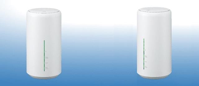 Speed Wi-Fi HOME L02の特徴