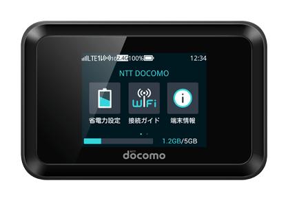 ドコモHW-01H本体