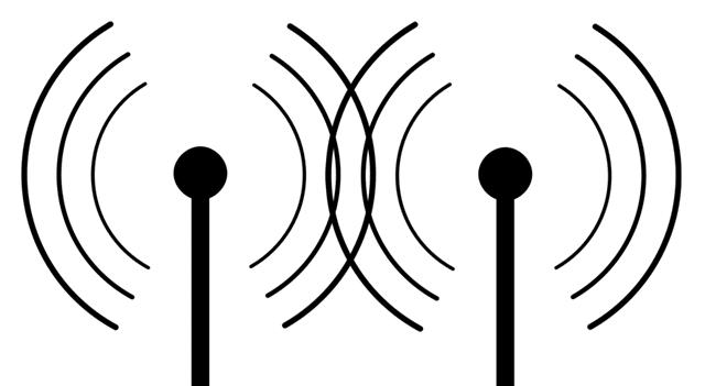 電波干渉対策