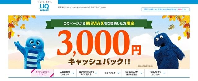 UQWiMAXの即日発送について