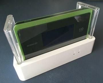 サイドバープロフィール用愛機WX06画像