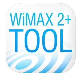 NEC WiMAX2+ TOOL アイコン