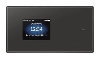 Speed Wi-Fi 5G X01正面画像