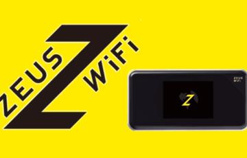ZEUS WiFi(ゼウスワイファイ)