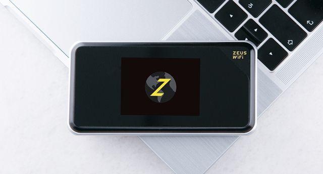 ZEUS WiFiのHWR0001A