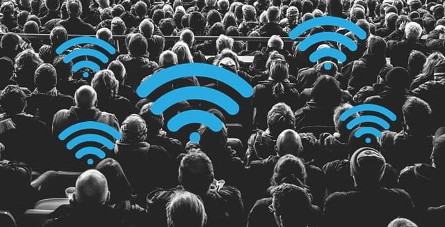 WiMAX利用者がたくさんいる