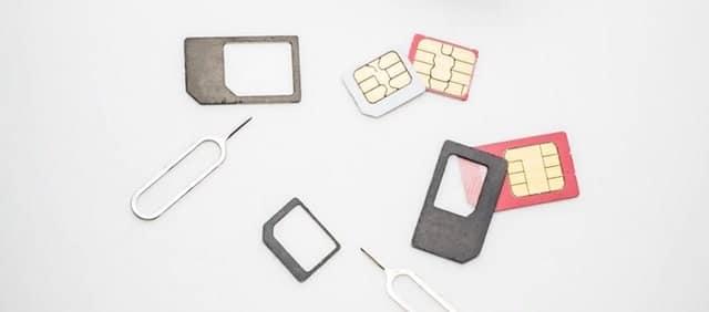 SIMサイズの違い