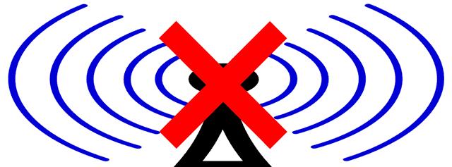 WiMAXが繋がらない 電波状況