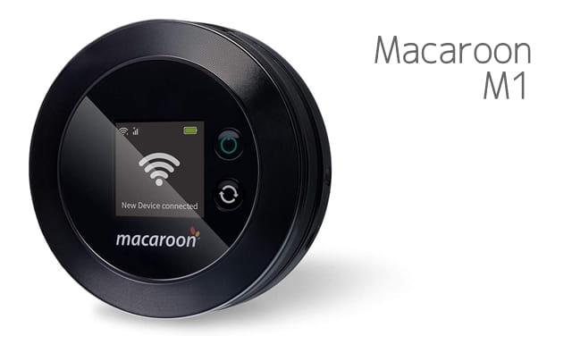 Macaroon M1正面デザイン