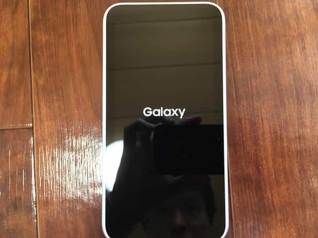 Galaxy5Gルーター初期設定1