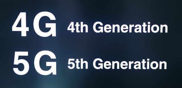 Galaxy5GとWX06 新旧回線比較