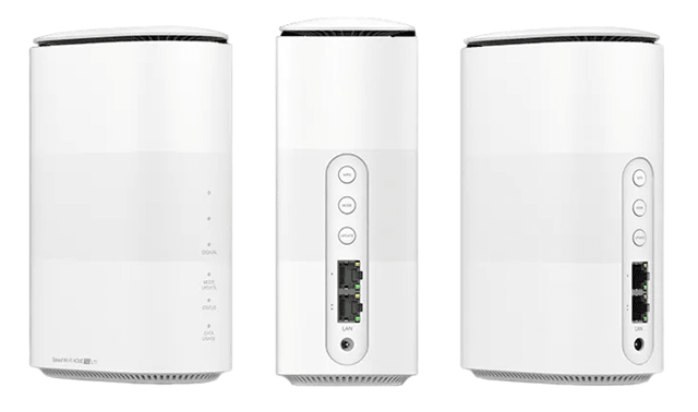 Speed Wi-Fi HOME 5G L11本体画像